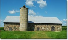 Stunningly beautiful barn photography by Ed Marek, editor of wisconsincentral.net - great site! Wisconsin, Michigan, Iowa, Chase Stone, Illinois, Barn Photography, Stone Barns, Sea To Shining Sea, Barn Homes