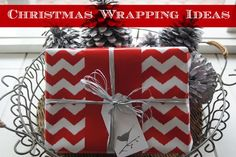 This post is part of my Christmas planning in July series. I am not great at Christmas wrapping. I am not the neatest of wrappers, nor do I really love wrapping presents. But I do love the sight of neatly wrapped presents under the tree. So this year as part of my Christmas in July …