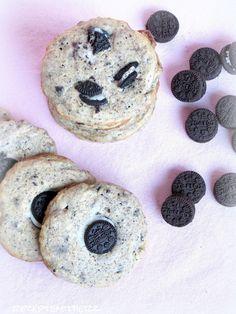 Diese Cookies sind so gut und haben Suchtpotential.  Für Oreo Liebhaber und auch diejenigen, die skeptisch sind, ein Genuss und mit der Ande...
