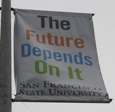 sf San Francisco State University, Flag Banners, Organization, Organisation