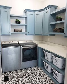Certain, you may simply set up any kind of laundry room cupboards in your room however choosing the proper model will maximize your area, permit for an Mudroom Laundry Room, Laundry Room Layouts, Laundry Room Remodel, Laundry Decor, Farmhouse Laundry Room, Laundry Room Organization, Laundry Room Design, Laundry In Bathroom, Laundry Room Colors