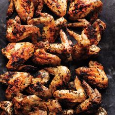 """These wings are always a hit! I grill them up before a party and keep them hot in a low oven. I always use Frank's RedHot(R) sauce. It's got lots of flavor and isn't too"