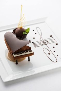 #Chocolate & music