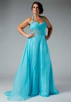 07f14ced2d386 Fabulouss Plus Size Dress 81609F at Peaches Boutique Aqua Prom Dress