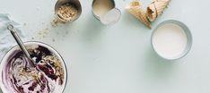 Mustikkapiirakkajäätelö   Jälkiruoat   Reseptit – K-Ruoka Food, Essen, Meals, Yemek, Eten