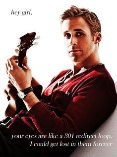 SEO Ryan Gosling