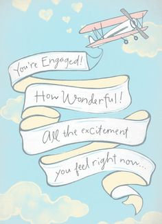 Helicopter Engagement Banner Engagement Card