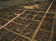 Roman Ruins at Timgad, Algeria