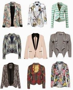 Fashion world jackets