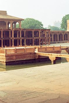 fatehpur sikri - palace
