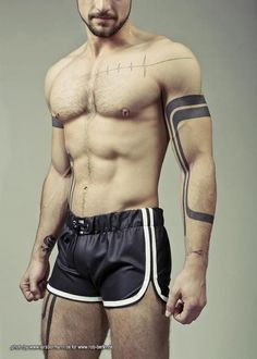Awesome  Geometric Tattoo