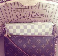 (65) Louis Vuitton Wallet #Louis #Vuitton #Wallet | Expensive taste/Luxury | Pinterest