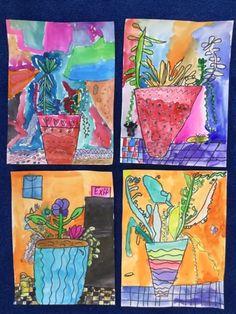 Mrs. Knight's Smartest Artists