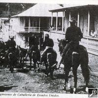 The 5th U.S. Cavalry Regiment