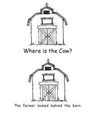 Where is the cow booklet