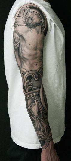 sleeve tattoos for men | Arm Sleeve Tattoos – Designs and Ideas