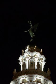 Gran Teatro de La Habana, Instalación de Luminarias_2