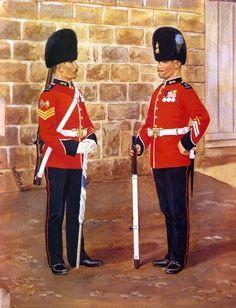 British; Royal Dublin Fusiliers 1909