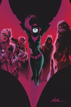 Batwoman by Rafael Albuquerque