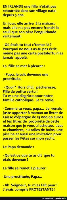 EN IRLANDE une fille n'était pas retournée dans son village natal depuis 5 ans... - RIGOLOTES.fr