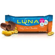 S'mores Luna Bars | 26 Packaged Snacks To Eat When You're Trying To Be Healthy