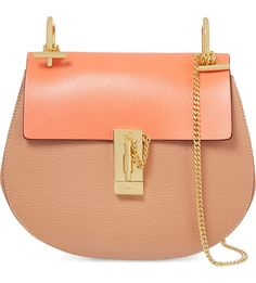 8b9841a967 CHLOE Drew small leather cross-body bag