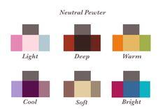 capsule wardrobe versatile neutrals, how to wear neutral pewter