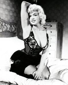 Jayne Mansfield 1950's