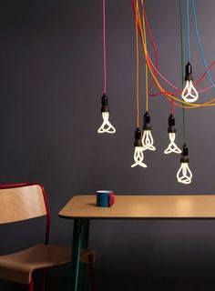 PLUMEN light bubs the GREEN alternative and oh so stylish!