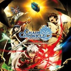 Funimation Planning 'Chain Chronicle – The Light of Haecceitas-' Anime SimulDub
