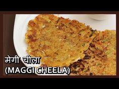 Veg Maggi ka Cheela | Masala Maggi Cheela Recipe in Hindi by Healthy Kadai https://youtube.com/watch?v=gCWoz5rztWs