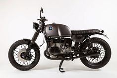 RocketGarage Cafe Racer: HB Custom BMW R100rt