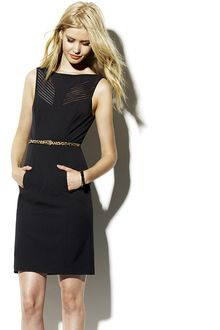 haha this is my grad semi formal dress (minus the belt)