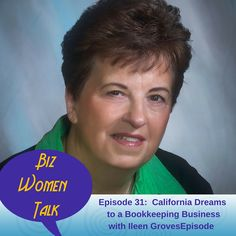 Ileen Groves left a high ranking corporate job to start a Bookkeeping Express franchise with her husband. Today she not only helps her customers keep track of their numbers but also teaches them what those numbers mean and why each one is important towards making a profit. Today Ileen and I talk about the three things you need to know do you order to be successful with your money, and the story of how she followed her dreams to move to California findi…