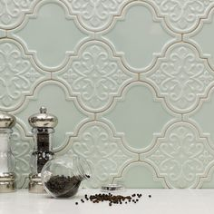 Arabesque Tile Backsplash Stunning Simple by no means go out of styles. Arabesque Tile Backsplash Stunning Simple is usually Küchen Design, House Design, Design Ideas, Design Trends, Deco Stickers, Interior Design Minimalist, French Country Kitchens, Country Bathrooms, Country Farmhouse