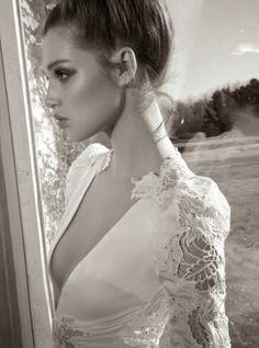 Increibles y atractivos vestidos de novia | Colección Inbal Dror 2014