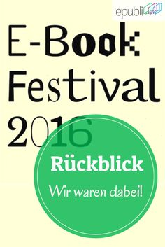 Vor kurzem fand in Berlin die Electric Book Fair 2016 statt. epubli war dabei und hat mitdiskutiert. https://www.epubli.de/blog/ebf-16 #epubli #ebf16