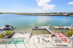 Check out this awesome listing on Airbnb: Massive Canal house with Pontoon - Houses for Rent in Banksia Beach