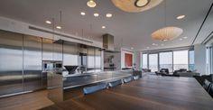 Rothschild 1 Tower Condominium by Lev Gargir Architects (5)