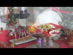 7 Aperitivos para hacer en Navidad con niños. Vegetarianos. - YouTube