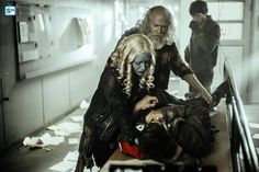 Photos - Z Nation - Season 4 - Promotional Episode Photos - Episode - Back From the Undead - Z Nation, Popular Shows, New Shows, Netflix, Mystery, Horror, Survival, Fandom, Mint