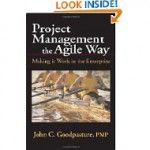 Project Management the Agile Way: Making it Work in the Enterprise gives experienced project professionals and business leaders a clear explanation of different agile methods and how to apply it in projects in the enterprise. It guides readers trained in the traditional, classical PM discipline how to select the right agile practices and integrate them for a particular requirement or situation.