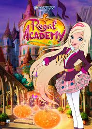 Image result for regal academy rainbow