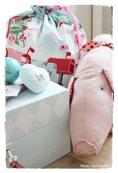 Greengate Christmas bag