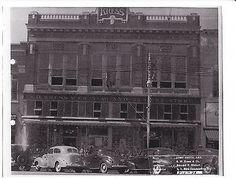 VINTAGE OLD PHOTO FT SMITH AR KRESS BUILDING GARRISON AVE FORT ARKANSAS