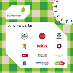 Lato 2013: Lunch w Parku