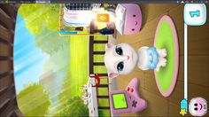 Install and Play My Talking Angela Android Gameplay