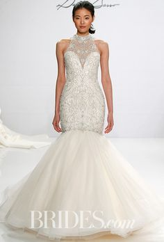 Brides: Dennis Basso for Kleinfeld Wedding Dresses - Fall 2017 - Bridal Fashion Week