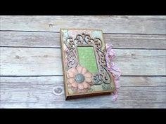 Cute and Simple 4x6 Mini Album - YouTube