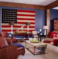Americana Style Home Decor Americana Style